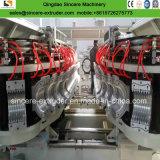 Nuevo HDPE de Stype|Tubo acanalado de la pared doble de los PP que hace la máquina
