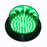 Подгонянный светильник светофора модуля 125mm СИД зеленого света