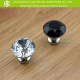 De hoge Duidelijke Knoppen van de Lade van het Kristal voor Meubilair