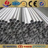 Acabado en plata 6061 tubo de aluminio/aluminio tubo extruido