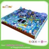 Feuerfestigkeit-Spielplatz-Geräten-Gummibeschichtung für Kind-weiches Spiel