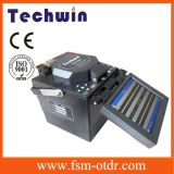 Techwin Splicer Fusionadora DE Fibra Optica