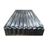 Folha de aço corrugado Zincalume Telhas de Zinco Folhas de alumínio