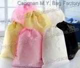 Sacchetto non tessuto personalizzato dell'imballaggio del pattino di marchio della stampa (M.Y D-030)