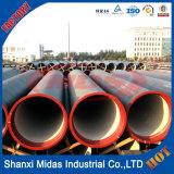 중국 ISO2531 1200mm 배수장치 사용을%s 연성이 있는 철 관