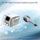 E9c opteert de Draagbare Permanente Machine van de Verwijdering van het Haar Shr IPL