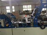 Zweite Handmultifunktionsplastik lamellierter Beutel, der Maschine herstellt