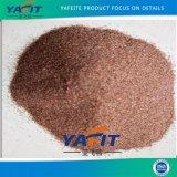 Sabbia rossa del granato della maglia della sabbia 30/60 del granato