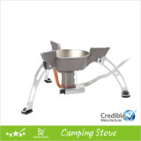 Powerful antivento Camping Stove con Rotary Flame