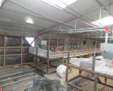Размножения цыпленок в основной ингредиент линии и линии привода вспомогательного оборудования
