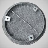 필터를 위한 철망사 안개 서리 제거 장치 또는 서리 제거 장치 패드