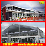 Tienda clásica al aire libre de la boda del acontecimiento del partido del apilador doble con de dos pisos