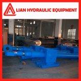 Cilindro hidráulico do atuador da pressão média com o êmbolo de aço forjado Rod