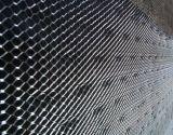 金属の木ずりプラスター網の反ひびによって拡大される網