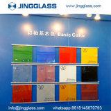 La seguridad al por mayor del edificio teñió el vidrio de cristal coloreado vidrio de la impresión de Digitaces inferior