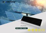 Réverbères actionnés solaires complets du prix concurrentiel DEL de qualité