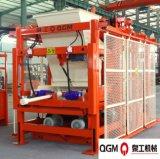 Máquina eficiente elevada do bloco da argila