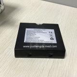 Machine vétérinaire tenue dans la main de scanner d'ultrason de multiparamètre approuvé de la CE