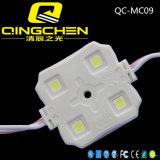Fabrik-Preis 4chips, der wasserdichte SMD 5050 LED Baugruppee des Signage-bekanntmacht