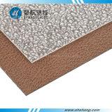 Strato impresso policarbonato della goccia di pioggia e del diamante con la certificazione dello SGS