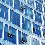 5mm a 8mm 10mm 6-21um super finas de vidro temperado de construção
