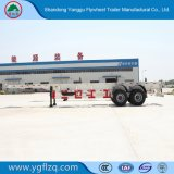 ISO9001/CCC Certificate Carbon Steel 20/40FT Container Transport를 위한 2/3 Axles Skeleton Container Trailer