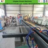 Maquinaria plástica ondulada da fabricação da tubulação da Estruturar-Parede do HDPE