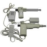 안마 침대 DC 12V 또는 24V 전기 액추에이터 300mm 치기 3000n