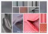 Tissu à doublure en polyester avec Dobby Design