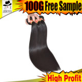 Прямые волосы человеческих волос 100% Unprocessed бразильские