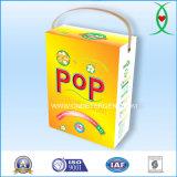 Pop Marca del lavadero Detergente en Polvo