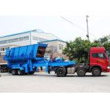 Bonne performance et usine de criblage mobile brevetée par Yifan