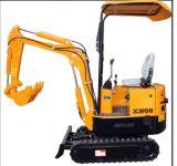 Goedkoop Xn08 Micro- Graafwerktuig met Dieselmotor
