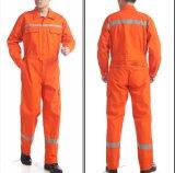 つなぎ服の仕事着のProtetiveの全面的なFlame-Retardant Workwear