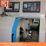 정밀도 작은 CNC 선반 도는 기계