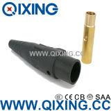 Qixing Cee/IEC Cam-Lock 플러그 IP44 까만 400A 600V