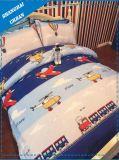 平面はからかう綿の寝具の羽毛布団(セットされるカバー)を