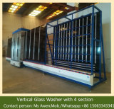 Máquina de lavagem de vidro de vidro vertical da limpeza da máquina de lavagem Lbw3300