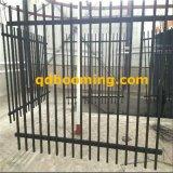 Cerca comercial customizável do aço da segurança