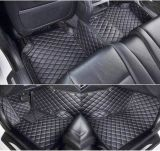 5D plein entouré de pièces auto voiture XPE en cuir mat pour FIAT 500