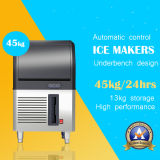 Máquina de hielo, Ice Makers, debajo de la mesa de diseño -Zbf-40