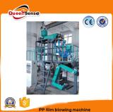 Рр пленки машины выдувания пластиковые ламинированные PE PP материала