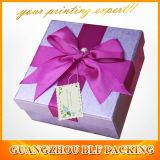 Weihnachtspapppapier-Geschenk-Kasten-Modell