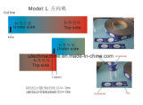 Sola máquina de etiquetado automática lateral de la etiqueta engomada de la botella de cristal (MPC-DS)