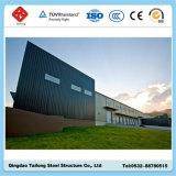 Vorfabriziertes Stahlrahmen-Zelle-Gebäude-Lager