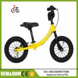 ブレーキが付いている子供の子供のバランスのバイクのためのPopluarのほとんどのバイク