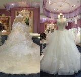 Мантия Wgf029 платья венчания Ballgown 2017 платьев одежд повелительниц Bridal Bridal