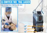 De Q Geschakelde Machine van de Laser van Nd YAG voor de Verwijdering van de Sproet van de Tatoegering