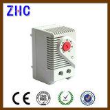 DINの柵35mmの発熱体機構の記号の温度のサーモスタット
