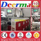 Tubo de HDPE máquina de produção / máquina de tubos de plástico de HDPE